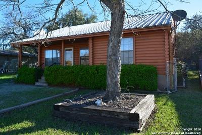Canyon Lake Single Family Home New: 2538 Glenn Dr