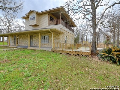 Guadalupe County Single Family Home New: 2783 Cowey Rd