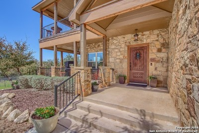 Canyon Lake Single Family Home Price Change: 310 Golden Eagle Loop