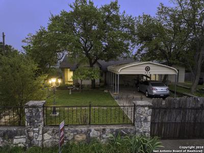 Medina County Single Family Home New: 350 County Road 2700