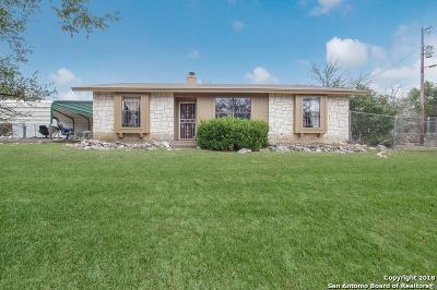 Boerne Single Family Home New: 119 Ridge Trail