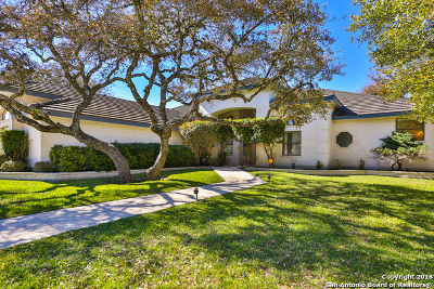 Fair Oaks Ranch Single Family Home For Sale: 7311 Fair Oaks Pkwy