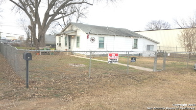Schertz Single Family Home New: 7 Ira