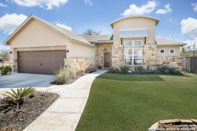 Boerne Single Family Home New: 107 Cedar St