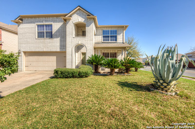Helotes Single Family Home Price Change: 7502 Gramercy Crest