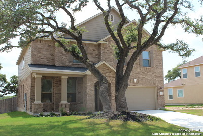 Boerne Single Family Home New: 7814 Emmeline Dr.
