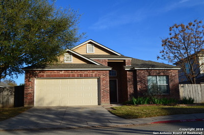 Helotes Single Family Home New: 12906 Perfect Cedar