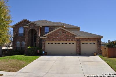 Cibolo Single Family Home New: 721 Bethpage Ct