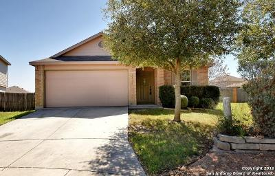 Boerne Single Family Home New: 7734 Paraiso Circle