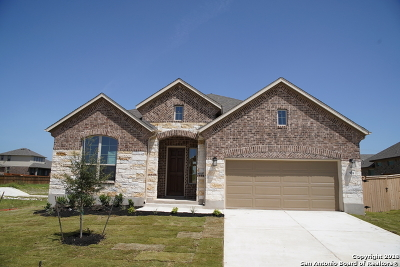 Cibolo Single Family Home Price Change: 921 Sussex Cove