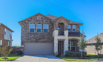 Cibolo Single Family Home Back on Market: 216 Pevero
