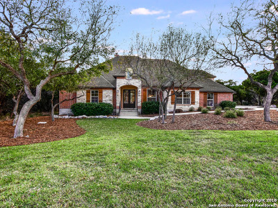 New Braunfels Single Family Home New: 839 Haven Pt