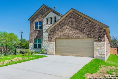 San Antonio Single Family Home For Sale: 3703 Ravello Ridge