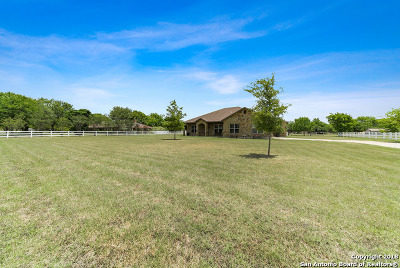 Cibolo Single Family Home Back on Market: 11620 Moonlight Meadows
