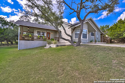 Boerne Single Family Home New: 102 Scissor Tail Trail