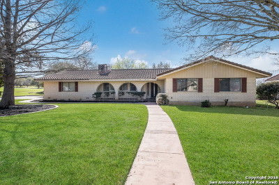 Fair Oaks Ranch Single Family Home For Sale: 29631 No Le Hace Dr