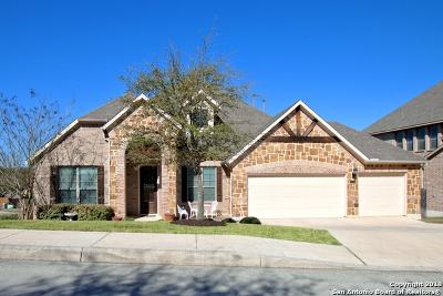 Boerne Single Family Home New: 28003 Carmel Valley