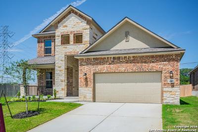 San Antonio Single Family Home For Sale: 21007 Amalfi Oaks
