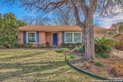 San Antonio Single Family Home Back on Market: 1114 Arroya Vista Dr