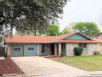 San Antonio Single Family Home Back on Market: 4835 Parmenter St