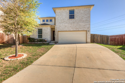 Helotes Single Family Home For Sale: 9803 Amberg Path