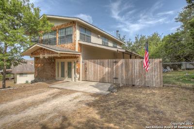 Canyon Lake Single Family Home New: 700 Ramblewood Dr