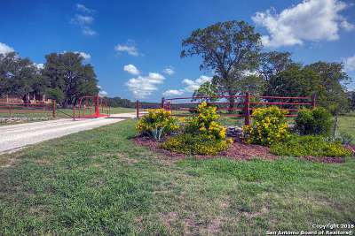 New Braunfels Residential Lots & Land New: 1160 Imhoff Ln