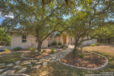 New Braunfels Single Family Home New: 263 Westin Hills
