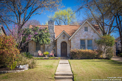 New Braunfels Single Family Home Back on Market: 1225 Stonewall St