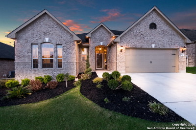 Schertz Single Family Home New: 809 Water Oak