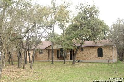 Medina County Single Family Home New: 140 County Road 375