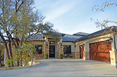 Boerne Single Family Home For Sale: 136 Lake Front Dr