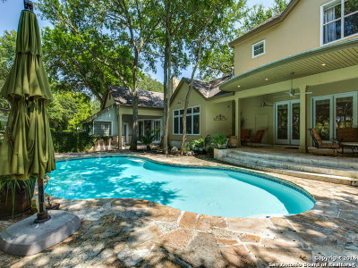 Boerne Single Family Home For Sale: 218 W Hosack St