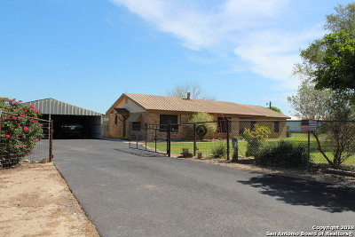 Single Family Home For Sale: 7157 Schultz Rd