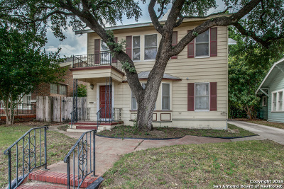 San Antonio Multi Family Home Back on Market: 435 W Summit Ave
