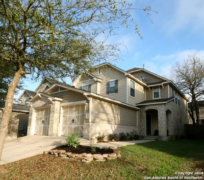 Boerne Single Family Home New: 104 Dusty Corral