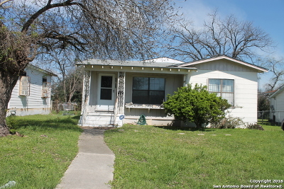 Single Family Home New: 2267 Hays St