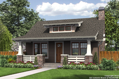 Boerne Single Family Home New: 530 Oak Park Dr Unit 2