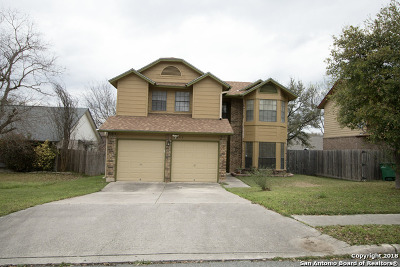 Single Family Home New: 6315 Crab Orchard