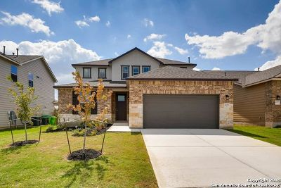 San Antonio Single Family Home Back on Market: 2053 Oedipus Drive