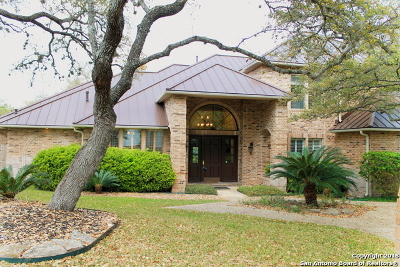 San Antonio Single Family Home New: 3139 Iron Stone Ln