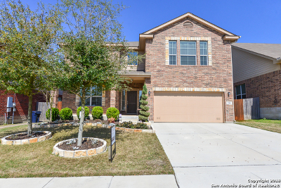 Cibolo Single Family Home New: 214 Mayflower