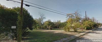 San Antonio Residential Lots & Land Back on Market: 831 S San Eduardo Ave