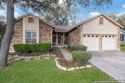 San Antonio TX Single Family Home Back on Market: $248,000