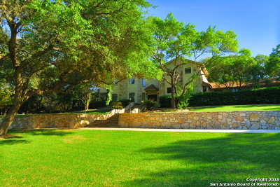 San Antonio Single Family Home New: 9034 Cross Mountain Trail
