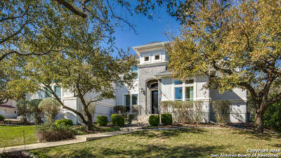 Boerne Single Family Home New: 8051 Colonial Woods