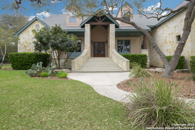 Spring Branch TX Single Family Home Back on Market: $749,000