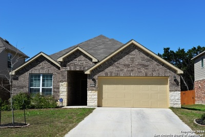 Helotes Single Family Home For Sale: 10927 Yaupon Holly