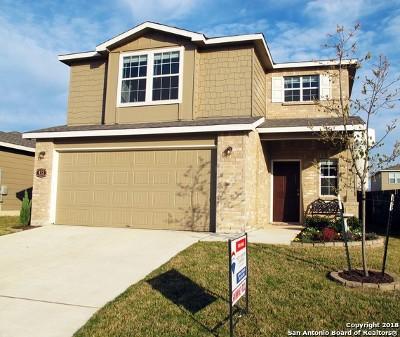 Selma Single Family Home For Sale: 473 Auburn Park