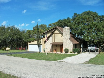 Canyon Lake Single Family Home New: 1154 Dawnridge Dr